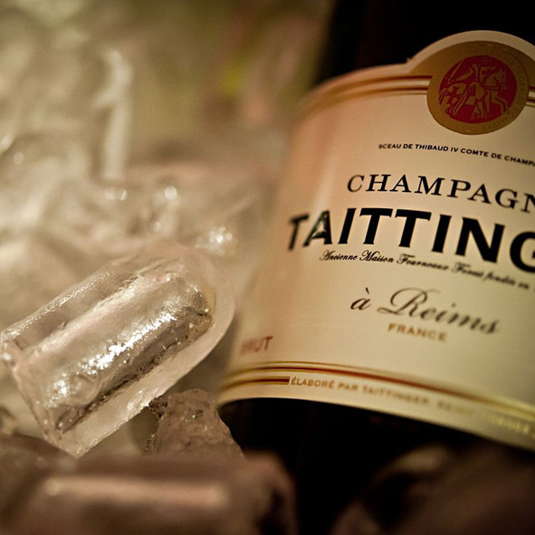 Champagner Taittinger