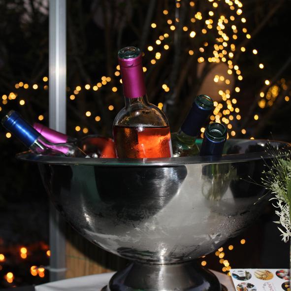 Champagnerbowl