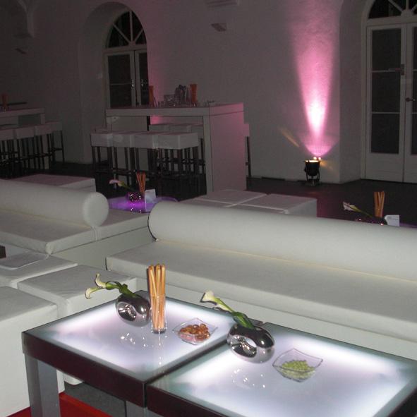 LED Leuchttische