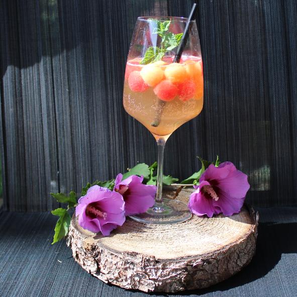 Melli Sparkling Cocktail