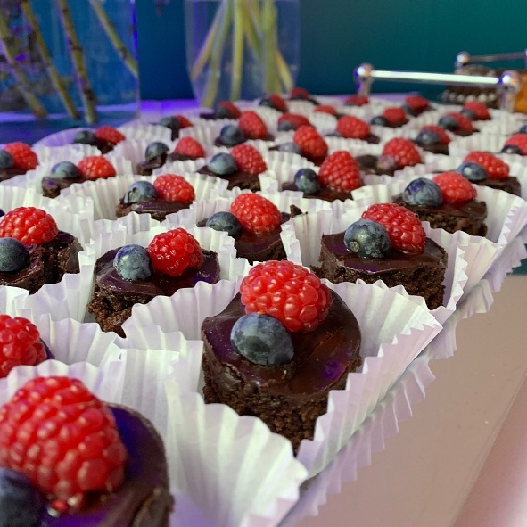 Praline vom Schokoladenkuchen 2