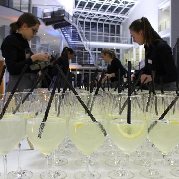 Sparkling Cocktail Inge