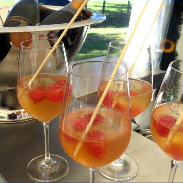 Sparkling Cocktail Melli