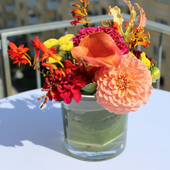 Eventdesign - Blumendekoration